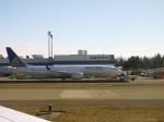 SKY☆MOTOさんが、シアトル タコマ国際空港で撮影したユナイテッド航空 737 MAX 9の航空フォト(写真)