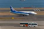 Gambardierさんが、羽田空港で撮影したエアーネクスト 737-54Kの航空フォト(写真)