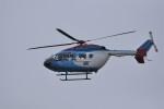kumagorouさんが、仙台空港で撮影した中日新聞社 BK117C-2の航空フォト(飛行機 写真・画像)