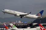 takoyanさんが、ロサンゼルス国際空港で撮影したユナイテッド航空 737-9-MAXの航空フォト(写真)