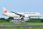 Cherry blossoms NRTさんが、成田国際空港で撮影した日本航空 787-8 Dreamlinerの航空フォト(写真)