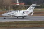 ゴンタさんが、ディカルブ・ピーチツリー空港で撮影したWells Fargo Bank Northwest Trustee HA-420 HondaJetの航空フォト(写真)