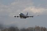 382kossyさんが、横田基地で撮影したナショナル・エア・カーゴ 747-428(BCF)の航空フォト(写真)