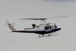 non-nonさんが、鹿児島空港で撮影したティー・エム・シー・インターナショナル 412EPの航空フォト(写真)