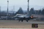 382kossyさんが、横田基地で撮影したアメリカ空軍 F-16CM-50-CF Fighting Falconの航空フォト(写真)