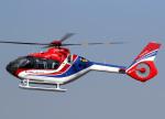 voyagerさんが、羽田空港で撮影したエアバス・ヘリコプターズ・ジャパン EC135T3の航空フォト(飛行機 写真・画像)