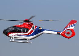 voyagerさんが、羽田空港で撮影したエアバス・ヘリコプターズ・ジャパン EC135T3の航空フォト(写真)