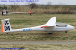 Chofu Spotter Ariaさんが、妻沼滑空場で撮影した名城大学体育会航空部 - Meijo University Aviation Club ASK 23Bの航空フォト(飛行機 写真・画像)