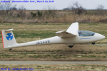 Chofu Spotter Ariaさんが、妻沼滑空場で撮影した岐阜大学航空部 - Gifu University Glider Club ASK 23Bの航空フォト(飛行機 写真・画像)