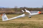 =JAかみんD=さんが、妻沼滑空場で撮影した日本個人所有 Discus bの航空フォト(写真)