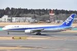 FLYING  HONU好きさんが、成田国際空港で撮影した全日空 767-381/ERの航空フォト(写真)