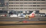 ジャガイモさんが、伊丹空港で撮影した日本エアコミューター ATR-42-600の航空フォト(写真)