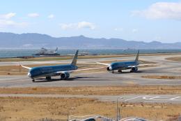 ツンさんが、関西国際空港で撮影したベトナム航空 787-9の航空フォト(写真)