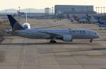 MOHICANさんが、関西国際空港で撮影したユナイテッド航空 787-8 Dreamlinerの航空フォト(写真)