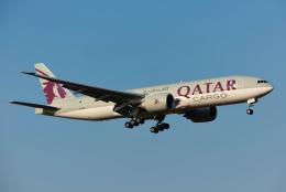 航空フォト:A7-BFL カタール航空カーゴ 777-200