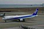 starlightさんが、羽田空港で撮影した全日空 767-381の航空フォト(写真)