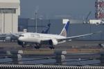 飛行機ゆうちゃんさんが、羽田空港で撮影したユナイテッド航空 787-8 Dreamlinerの航空フォト(写真)