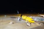 ガスパールさんが、神戸空港で撮影した全日空 777-281/ERの航空フォト(写真)
