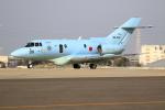 アイトムさんが、名古屋飛行場で撮影した航空自衛隊 U-125A(Hawker 800)の航空フォト(写真)