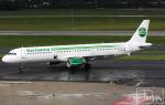 dave_0402さんが、デュッセルドルフ国際空港で撮影したゲルマニア A321-211の航空フォト(写真)