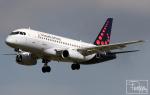 dave_0402さんが、ブリュッセル国際空港で撮影したブリュッセル航空 100-95Bの航空フォト(写真)