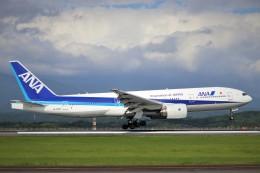 EosR2さんが、鹿児島空港で撮影した全日空 777-281の航空フォト(飛行機 写真・画像)