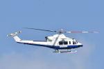 ワイエスさんが、鹿児島空港で撮影したティー・エム・シー・インターナショナル 412EPの航空フォト(写真)
