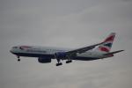 JA8037さんが、マドリード・バラハス国際空港で撮影したブリティッシュ・エアウェイズ 767-336/ERの航空フォト(写真)