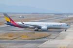 ⚓ほそっち⚓さんが、関西国際空港で撮影したアシアナ航空 A350-941XWBの航空フォト(写真)
