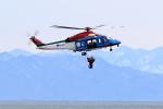 TAKAHIDEさんが、新潟空港で撮影した新潟県消防防災航空隊 AW139の航空フォト(写真)