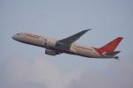 神宮寺ももさんが、香港国際空港で撮影したエア・インディア 787-8 Dreamlinerの航空フォト(写真)