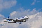 パンダさんが、成田国際空港で撮影した全日空 767-381/ER(BCF)の航空フォト(写真)