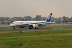 トオルさんが、台北松山空港で撮影した全日空 787-8 Dreamlinerの航空フォト(写真)