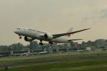 トオルさんが、台北松山空港で撮影した日本航空 787-8 Dreamlinerの航空フォト(写真)