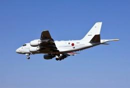 ハミングバードさんが、名古屋飛行場で撮影した海上自衛隊 P-1の航空フォト(写真)