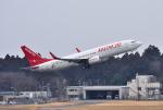 mojioさんが、成田国際空港で撮影したイースター航空 737-86Jの航空フォト(写真)