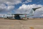 まんぼ しりうすさんが、小松空港で撮影した航空自衛隊 C-2の航空フォト(写真)