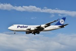 sonnyさんが、成田国際空港で撮影したポーラーエアカーゴ 747-46NF/SCDの航空フォト(写真)
