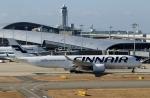 ハピネスさんが、関西国際空港で撮影したフィンエアー A350-941の航空フォト(飛行機 写真・画像)