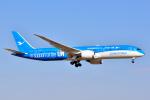 フリューゲルさんが、成田国際空港で撮影した厦門航空 787-9の航空フォト(写真)