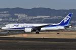 冷やし中華始めましたさんが、伊丹空港で撮影した全日空 787-8 Dreamlinerの航空フォト(写真)