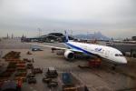 zero1さんが、香港国際空港で撮影した全日空 787-9の航空フォト(写真)