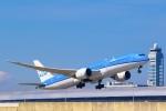 Ryo-JA8088さんが、関西国際空港で撮影したKLMオランダ航空 787-9の航空フォト(写真)