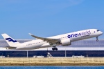 Ryo-JA8088さんが、関西国際空港で撮影したフィンエアー A350-941XWBの航空フォト(写真)