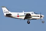 Flankerさんが、厚木飛行場で撮影した海上自衛隊 LC-90 King Air (C90)の航空フォト(写真)