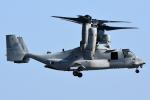 Flankerさんが、普天間飛行場で撮影したアメリカ海兵隊 MV-22Bの航空フォト(写真)