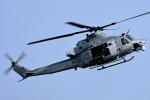 Flankerさんが、普天間飛行場で撮影したアメリカ海兵隊 UH-1Yの航空フォト(写真)
