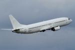 ウッディーさんが、那覇空港で撮影したCSDSエアクラフト・セールス・アンド・リーシング 737-446の航空フォト(写真)