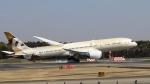 raichanさんが、成田国際空港で撮影したエティハド航空 787-9の航空フォト(写真)