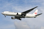 panchiさんが、那覇空港で撮影した日本航空 777-289の航空フォト(写真)